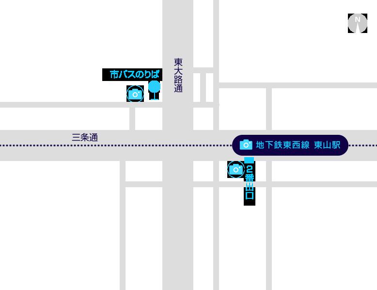 地下鉄 東西 線